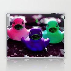 Squeaky duck Laptop & iPad Skin