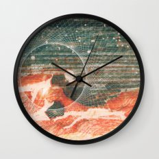 our next home Wall Clock