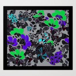 flores Art Print