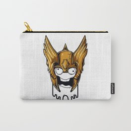 Whoa Viking Scary Carry-All Pouch