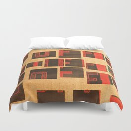 Coffe - Vintage Drink Duvet Cover