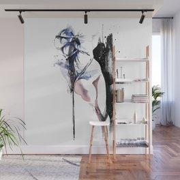 Shibari - Japanese BDSM Art Painting #4 Wall Mural
