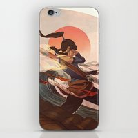 spiritual iPhone & iPod Skins featuring Spiritual State by Caleb Thomas