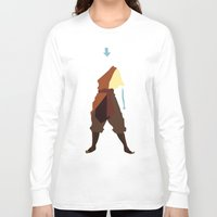 aang Long Sleeve T-shirts featuring Aang by JHTY
