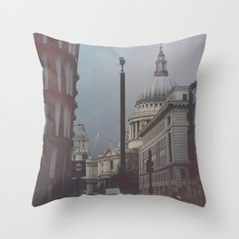 St Paul is Watching You Throw Pillow