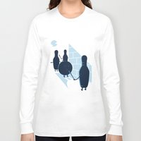 vendetta Long Sleeve T-shirts featuring Vendetta by grodas