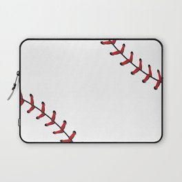 Baseball Laces Laptop Sleeve