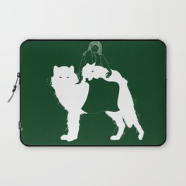 Mother of Wolves Laptop Sleeve