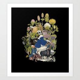 fairy tale ii. Art Print