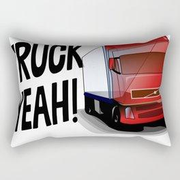 Truck Yeah Rectangular Pillow