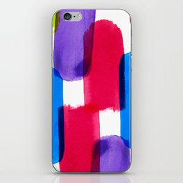 Daub Gallore 1 iPhone Skin