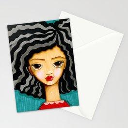 """frankie"" Stationery Cards"