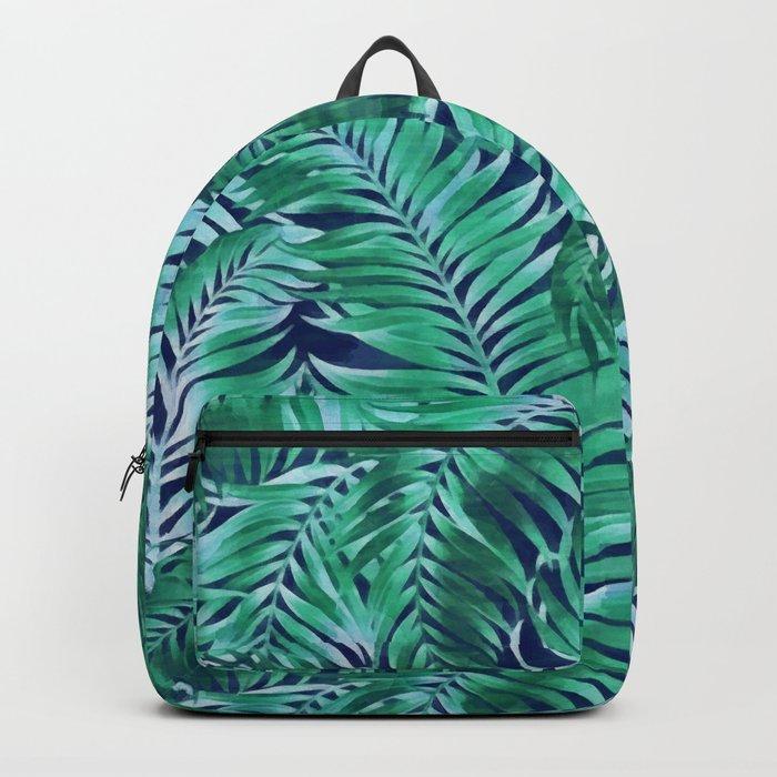 Palm leaves III Backpack