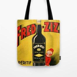 Fred Zizi Tote Bag