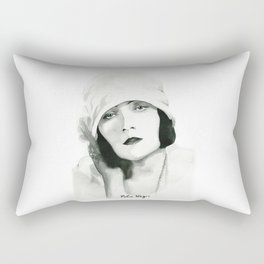 Pola Negri Rectangular Pillow