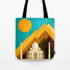 Nature of knowledge Tote Bag