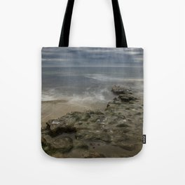 Reef and Sky at Swami's, Encinitas, California Tote Bag
