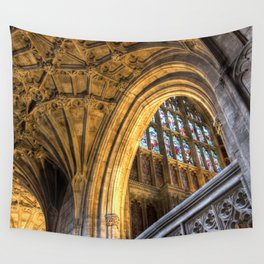 Golden Arch Wall Tapestry