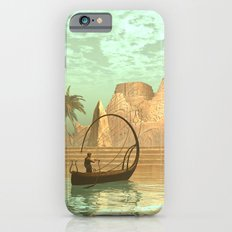 Lampboat with fairy iPhone 6 Slim Case