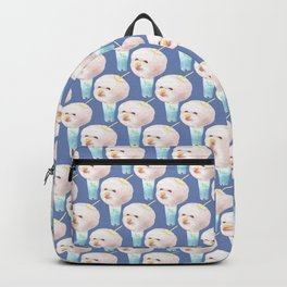 Cotton Candy Drink Backpack