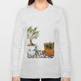Boho Garden Long Sleeve T-shirt