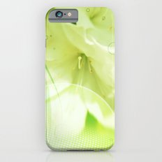 Spring lily iPhone 6s Slim Case