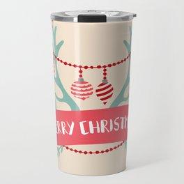 Cristmas joy Travel Mug