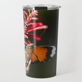 Butterfly drinking Travel Mug
