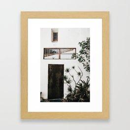 California Bliss Framed Art Print