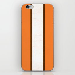 Browns Helmet  iPhone Skin