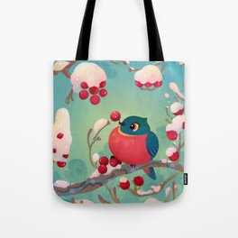 Overwinter Tote Bag