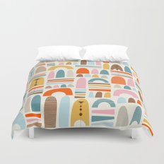 mountainsss Duvet Cover
