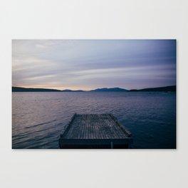 Beautiful BC Canvas Print