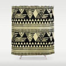 Ethnic Chic Shower Curtain