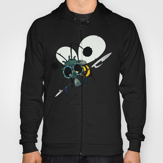 The last honey bee Hoody