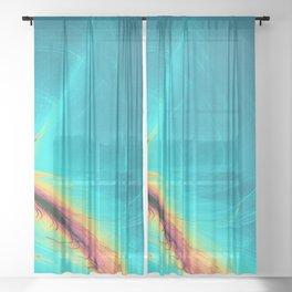 Wavelength Sheer Curtain