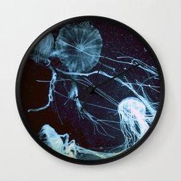 underwater dance Wall Clock