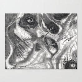 Lo1 - Detail I Canvas Print