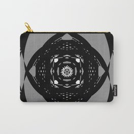 """Paranormal"" - (Original Digital Artwork by Vincent Ferraro) Carry-All Pouch"