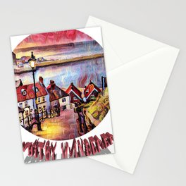 Wandering Whitby Stationery Cards
