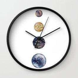 Moons of Jupiter Wall Clock