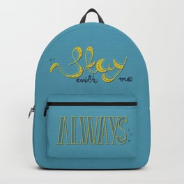Stay with me Backpack