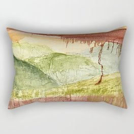 Pipeline Rectangular Pillow