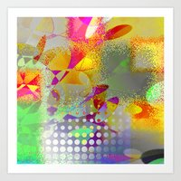 holiday Art Prints featuring holiday by David Mark Lane