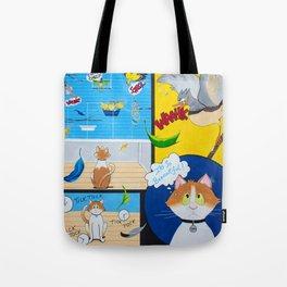 Zipper's Paradise Tote Bag