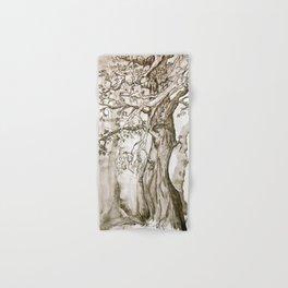 A Weary Wood Hand & Bath Towel
