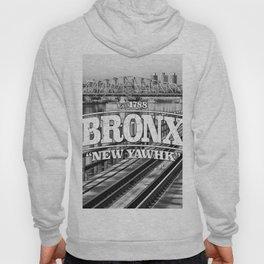 Bronx New York 'New Yawhk' Est. 1788 Hoody
