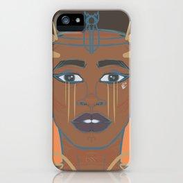 E. Gyptian iPhone Case