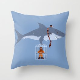 Brought My Lunch!  Throw Pillow