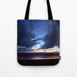 Magic Henne Beach on the West Coast of Denmark Tote Bag